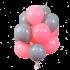 Однотонные шары
