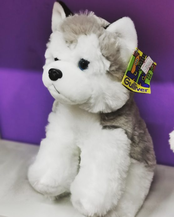 Мягкая игрушка «Хаски»
