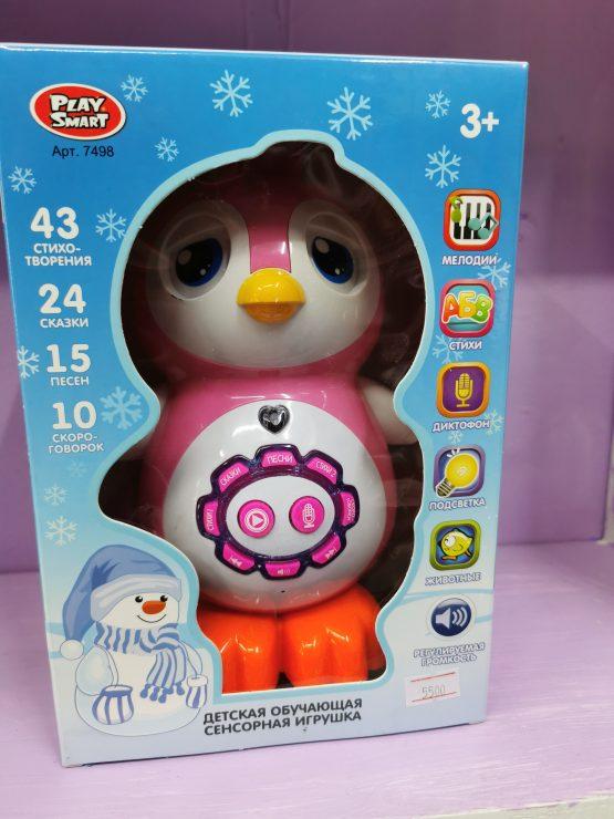 Развивающая игрушка пингвин